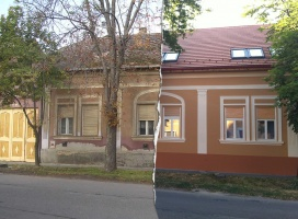frontage